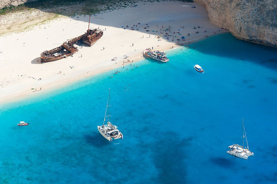navagio beach shipwreck beach at zakynthos greece panagiotis how to get there